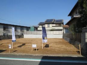 枚方市宇山東町の分譲住宅・分譲地 人気の工務店の建築条件付き
