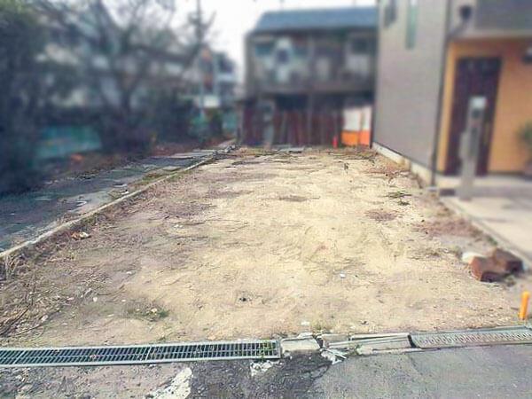 枚方市宮之阪3丁目 この土地は人気の注文住宅を無料提案できます