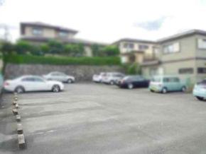 八幡市橋本栗ケ谷の土地 現在月極駐車場