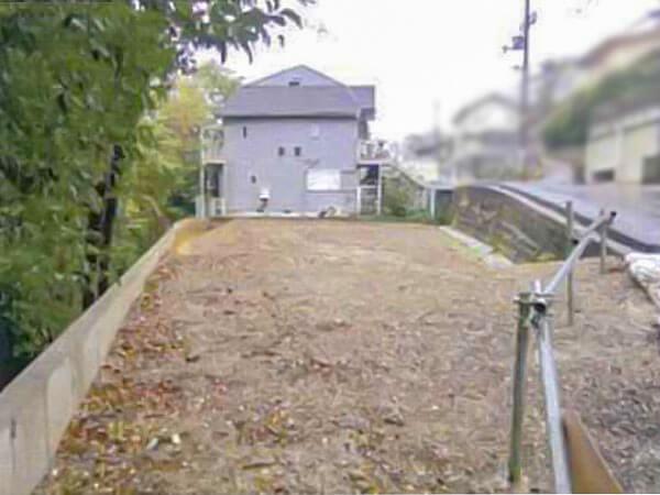 宇治市木幡南山の売地(JR木幡駅まで徒歩7分)