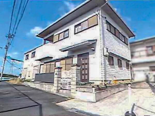 枚方市牧野本町に新築一戸建て(古家付きの新築用地)