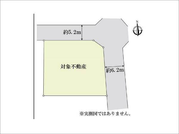 長岡京市うぐいす台に新築一戸建て(長岡天神駅から徒歩17分)