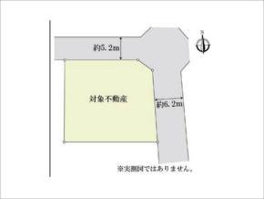 長岡京市うぐいす台の売地・土地(長岡天神駅から徒歩17分)