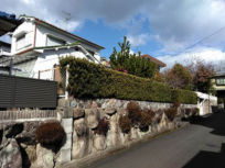 茨木市室山の中古一戸建て(建て替え用地としても取引可)