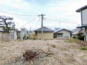 茨木市中穂積の売地(現況は更地/高台の宅地)
