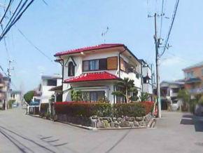 茨木市西太田町の土地(古家付きの宅地)