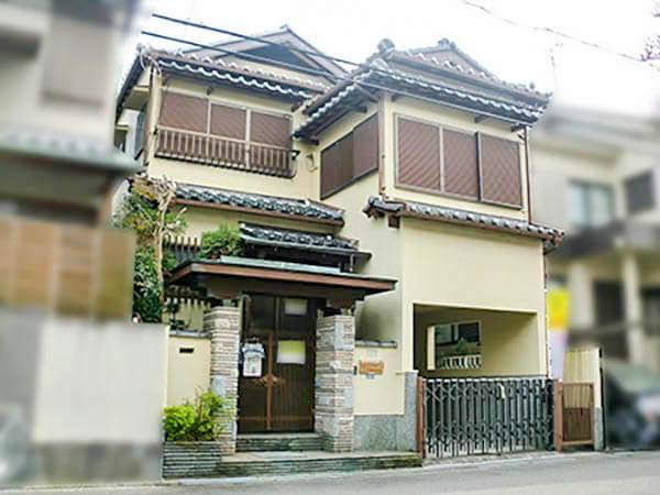 茨木市東太田に新築注文住宅(古家付きの新築用地)