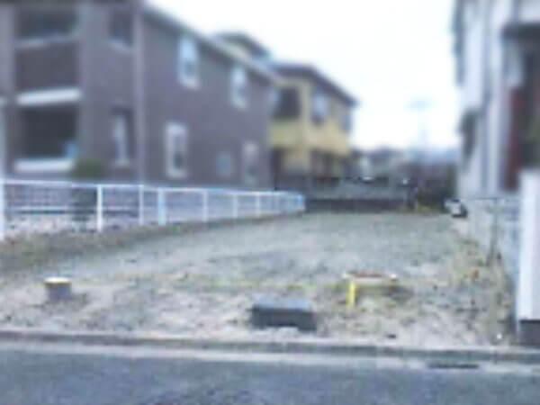 高槻市安満東の町に新築注文住宅(現在更地)