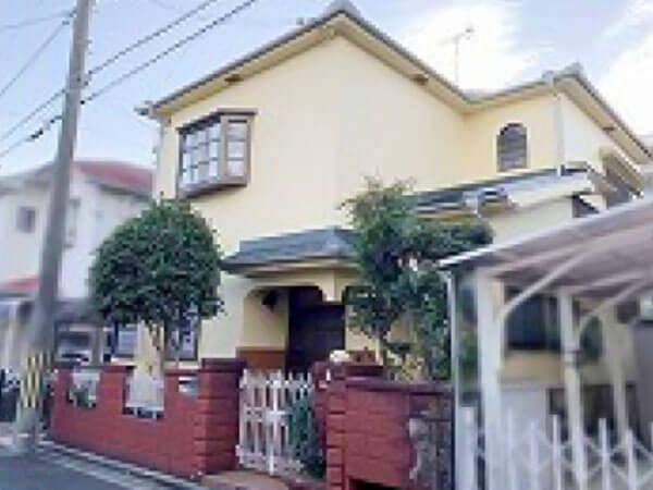 高槻市大蔵司に新築注文住宅(古家付きの新築用地)