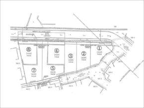 枚方市招提中町の売土地(1~7号地までの分譲地)
