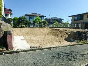 茨木市山手台の売土地(現在は更地)