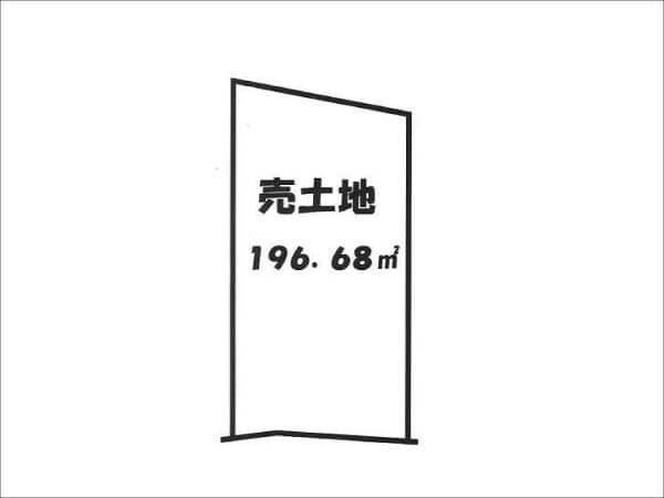伏見区深草鞍ケ谷の売土地(藤森駅まで徒歩17分)