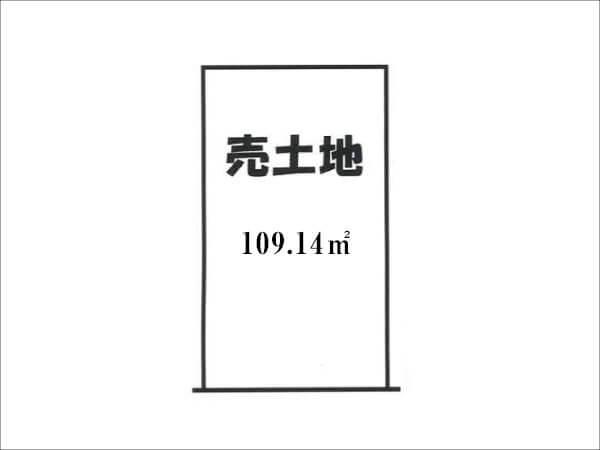 京都市伏見区淀下津町の売土地(淀駅まで徒歩12分)