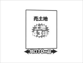 伏見区深草寺内町の売土地(藤森駅まで徒歩6分)