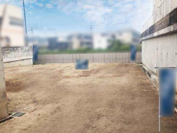 高槻市南平台の売土地(分譲地)