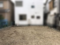 枚方市須山町の売土地(現在は更地)