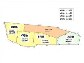 枚方市長尾元町の売土地(長尾駅まで徒歩10分)