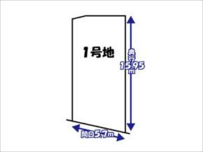 向日市物集女町坂本の売土地(洛西口駅まで徒歩16分)