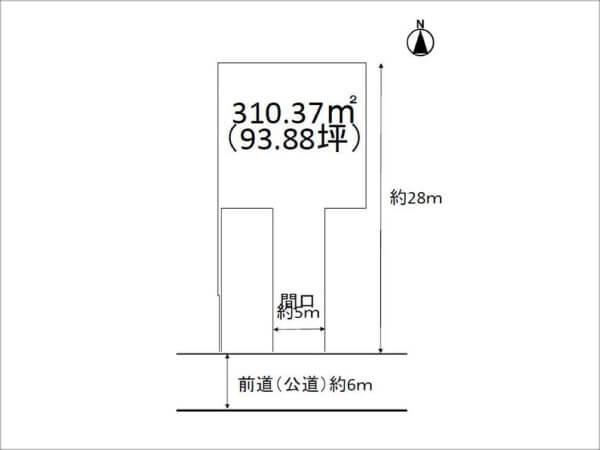 長岡京市調子に新築一戸建て(西山天王山駅まで徒歩5分)