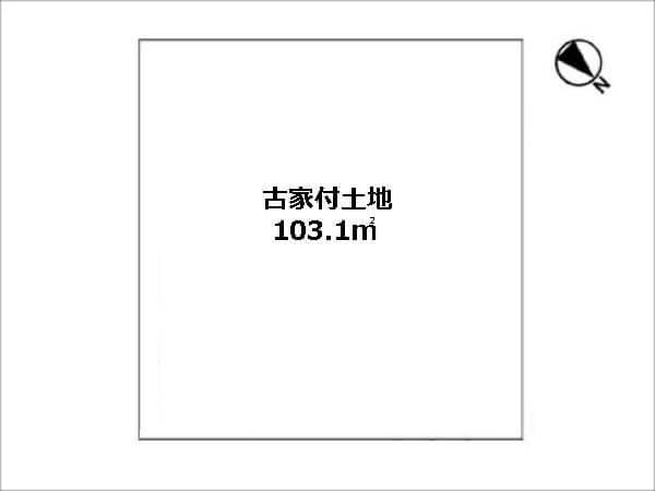 宇治市伊勢田町南遊田の売土地(小倉駅まで徒歩14分)
