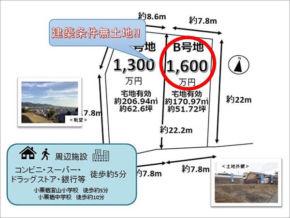 伏見区小栗栖小阪町の売土地(石田駅まで徒歩12分)