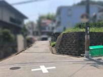 枚方市山之上北町の売土地(星ヶ丘駅まで徒歩18分)
