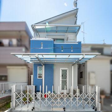 この家ガッチリ建ててんなーって近所の人がゆーてくれはります