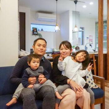 大阪の新築注文住宅 I様へのインタビューにて