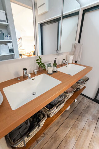 洗面室・ユーティリティの使い勝手は?