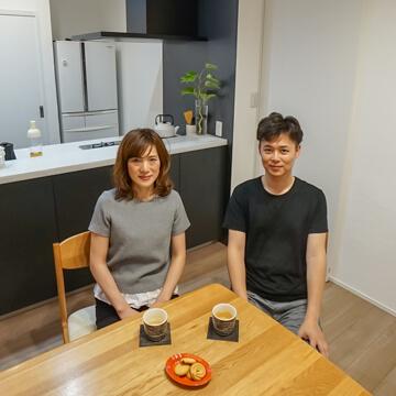 大阪の注文住宅F様ご夫婦