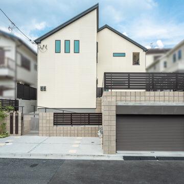 二世帯住宅でも音が静かでプライベートも守られているので快適です