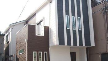 大阪の新築一戸建て