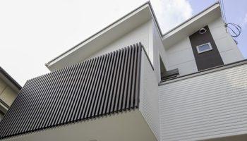 大阪Y邸 - デザインと利便性を融合したシンプルモダン