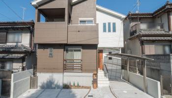 大阪K邸 - 便利な収納いっぱい ナチュラルモダンの家