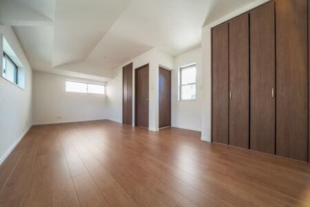 将来2室に分離できる子供部屋
